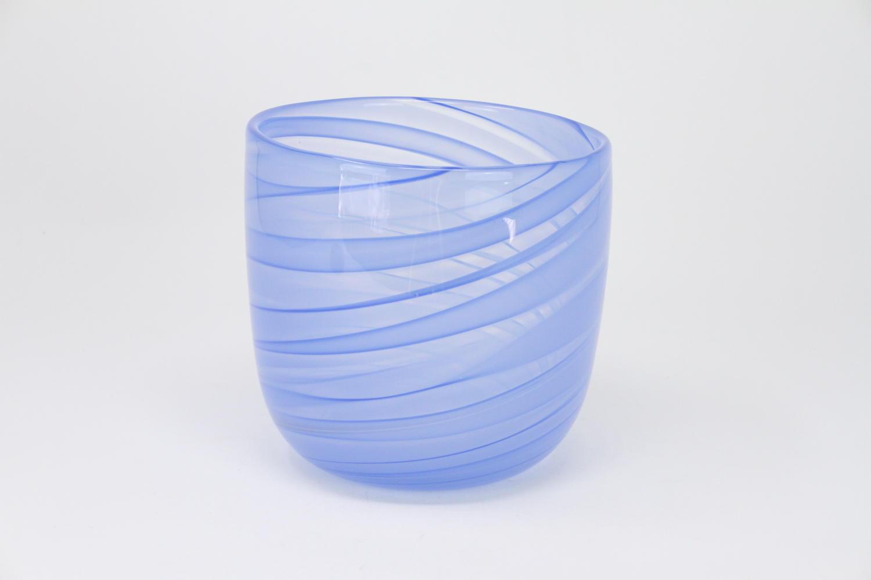 Mona Morales Schildt unique bowl Kosta Sweden 1960s
