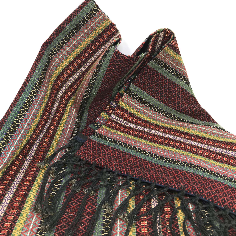 Swedish Woollen Rug c1970s
