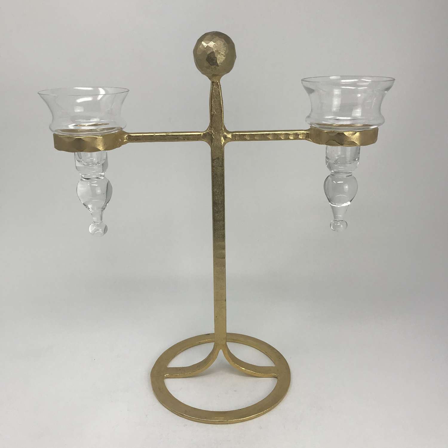 Bertil Vallien Candle holder for Boda Smide 1960s