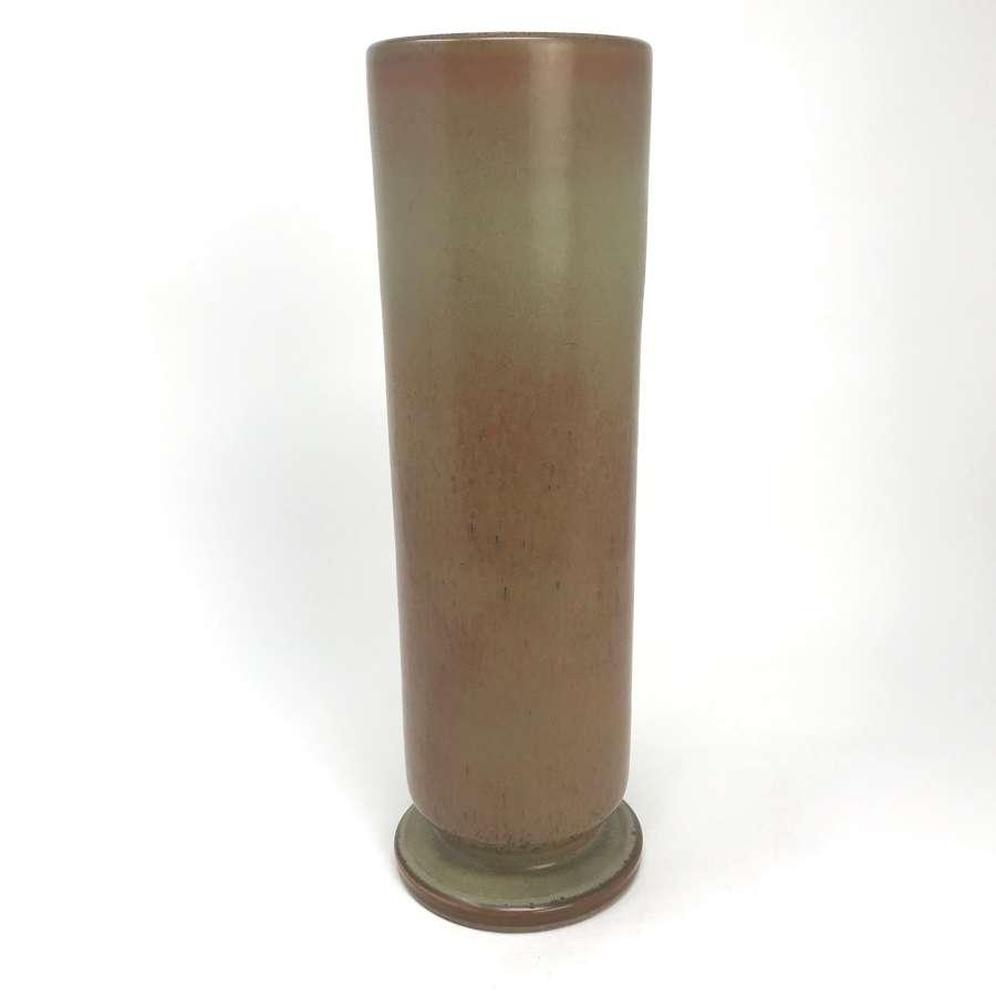 Gunnar Nylund tall vase, Denmark Bing & Grondahl 1930s